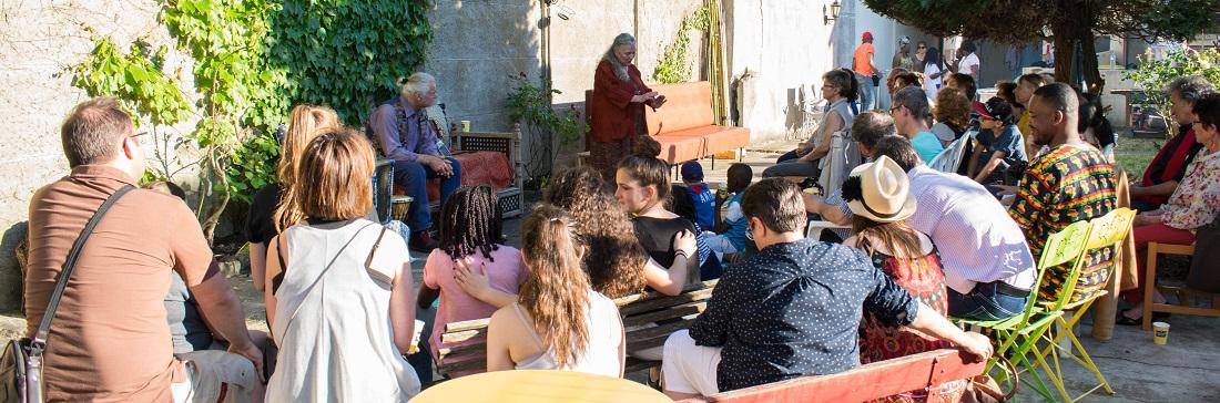 FESTI'45 - Festival des arts de l'oralité